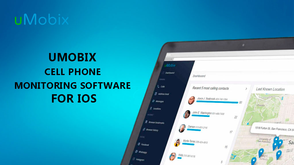 UMobix Cell Phone Monitoring for iOS