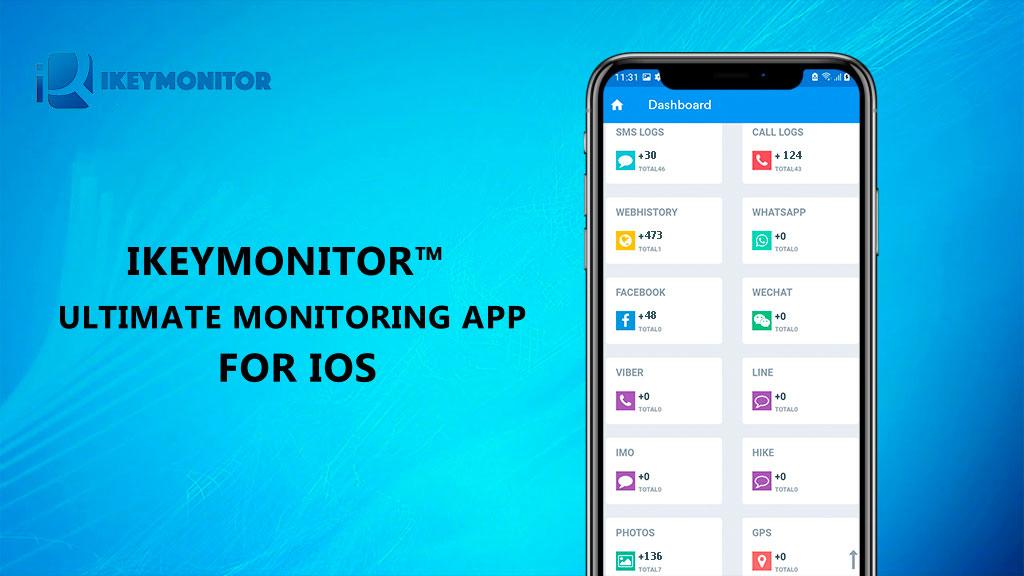 Monitoring App for iOS iKeyMonitor